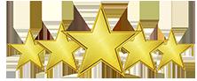 Skar Heal - 5 stars